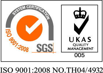 JuihTay is ISO 9001:2000 certified